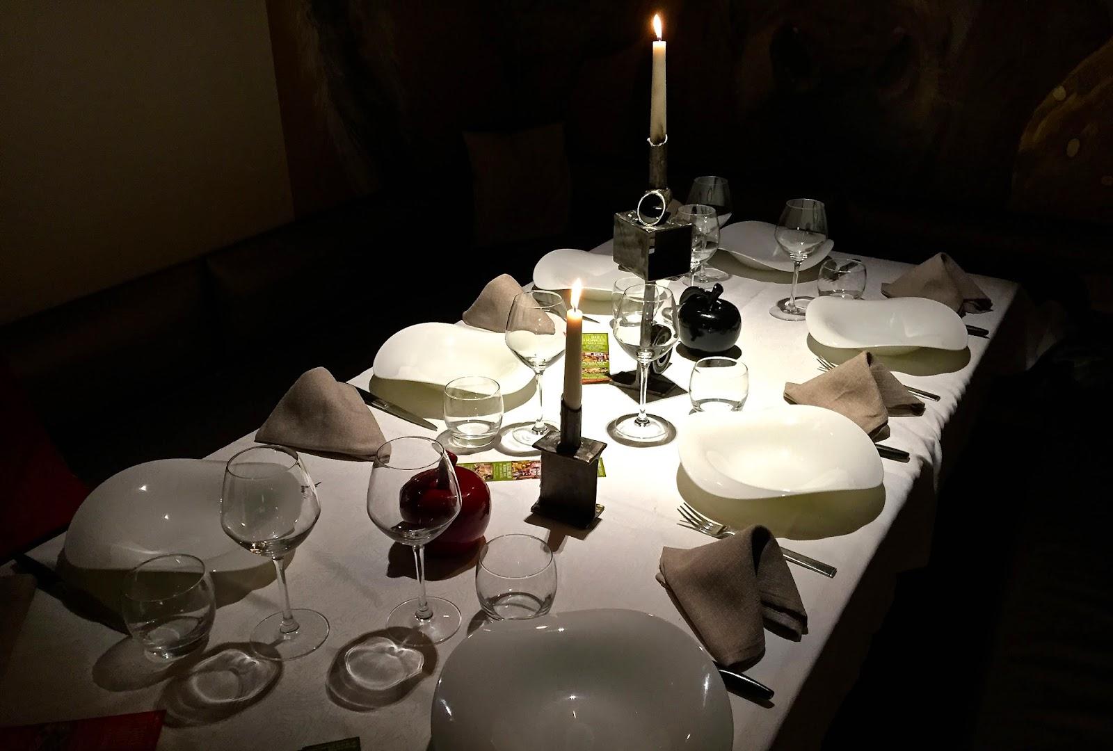 La chamade dinner Portes du Soleil France eat repas price prix precio recomendado