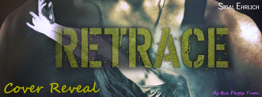 Cover Reveal + Giveaway – Retrace by Sigal Ehrlich