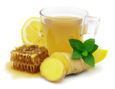 Syrup of ginger, lemon and honey to strengthen your immune system every day in the morning