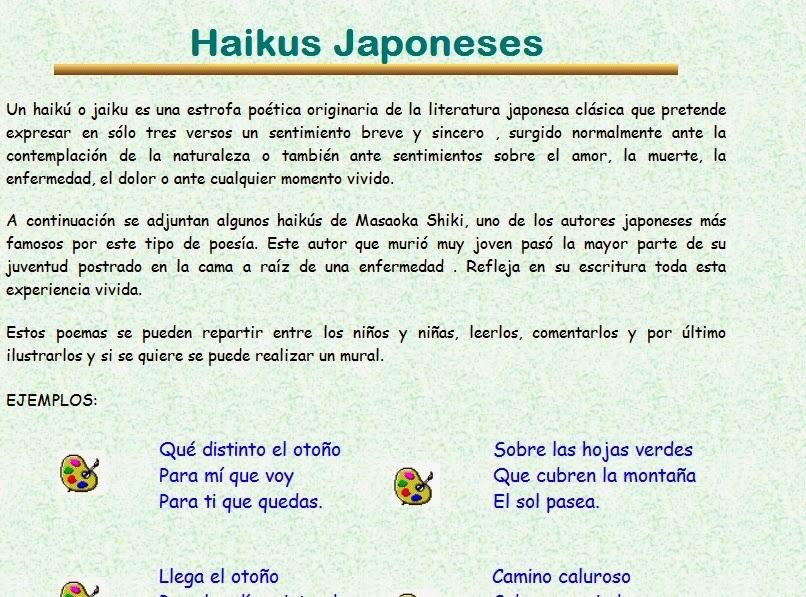 http://www.juntadeandalucia.es/averroes/recursos_informaticos/andared01/poesia/activida/haikus.html