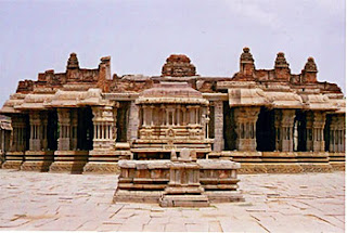 Hampi Historical Places of  INDIA