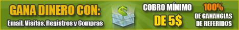 Gana dinero en Clickesdinero.com