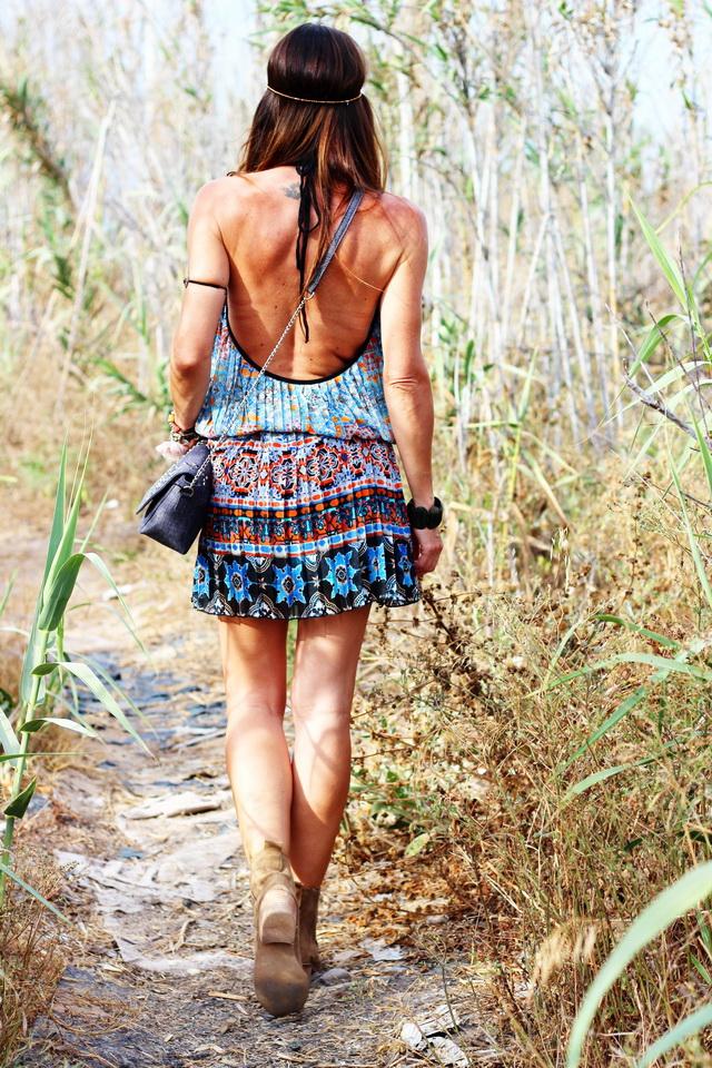 Estilo Boho - Hippie - Denny Rose - Indhara Moda - Fashion Blogger - Streetstyle