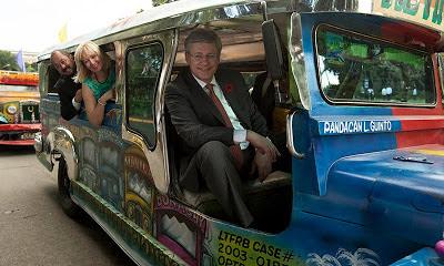 PM Harper Manila Jeepney