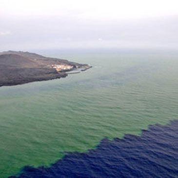 mancha volcanica en Isla el Hierro