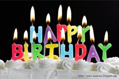 Sms d'amour pour souhaiter bonne anniversaire