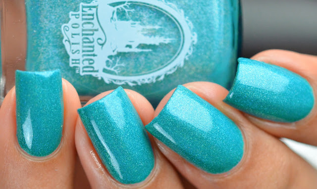 Enchanted polish - Disco H2O - Swatch