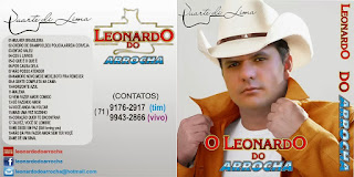 CD Leonardo do Arrocha (2015)