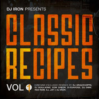 DJ Iron - Classic Recipes Vol 1