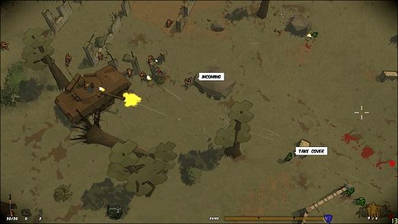 Game Running With Rifles-SKIDROW screenshot