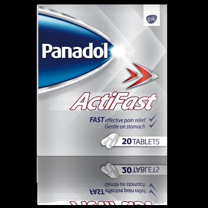 بنادول أكتيفاست panadol actifast