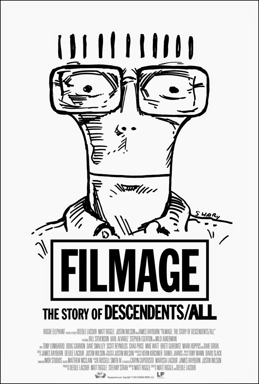 Filmage movie poster web