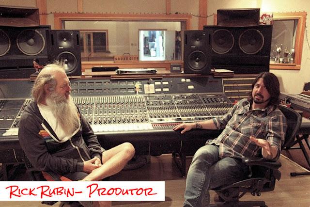 Produtor Rick Rubin