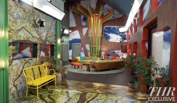 Big Brother 16 Tree House Pics