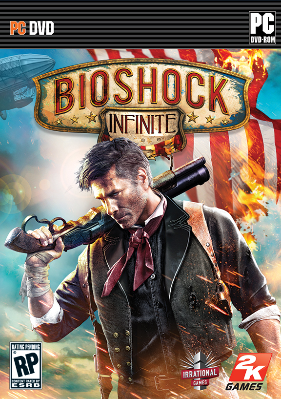 Bioshock for PC cover