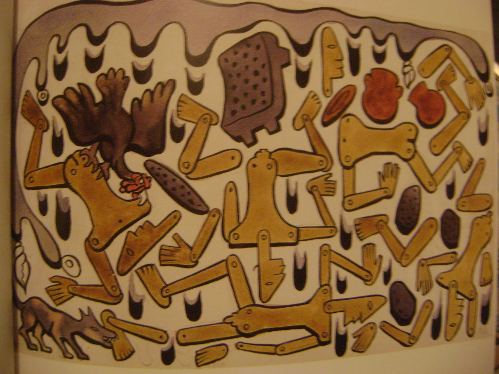 Historia del arte ii octubre 2012 - Maderas moral ...