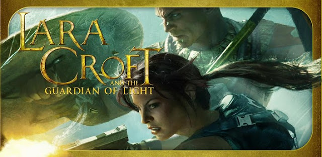 Lara Croft Guardian of Light Apk+SD Data