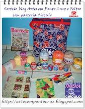 Soretio Blog Artes em Ponto Cruz
