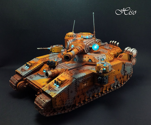 Baneblade - Imperial Guard - Astra Militarum