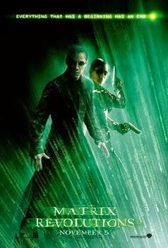 Poster de Matrix Revolutions