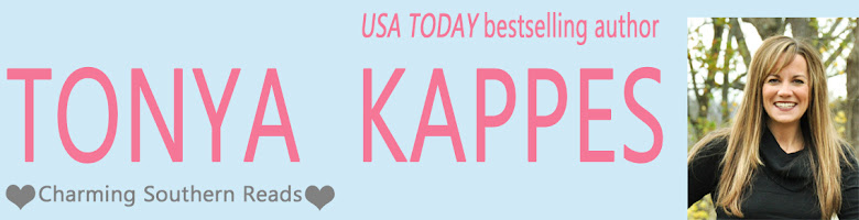 USA Today Bestselling Author Tonya Kappes