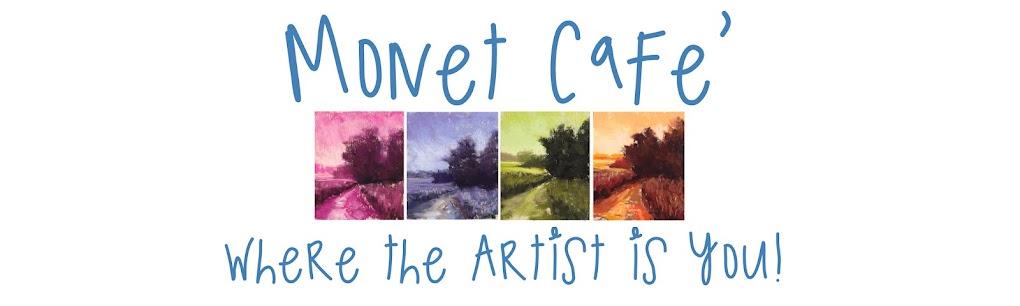 Monet Cafe' with Susan Jenkins