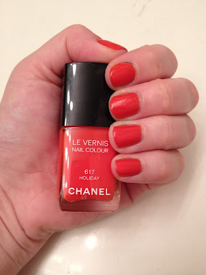 Chanel, Chanel Le Vernis, Chanel nail polish, Chanel nail lacquer, Chanel Holiday, Chanel Summer 2012 collection, nail, nails, nail polish, polish, lacquer, nail lacquer, mani, manicure, mani of the week, manicure of the week, Chanel mani, Chanel manicure