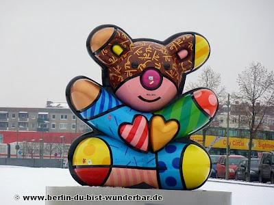 streetart, berlin, kunst, graffiti, berliner baer