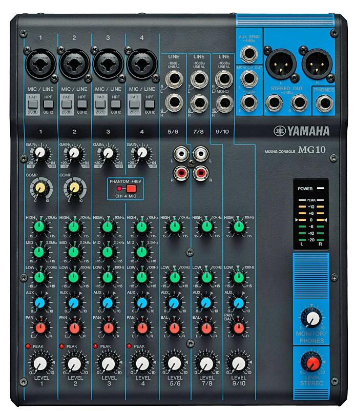Harga Mixer Audio Sound System Untuk Rental
