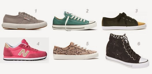 sneakers shops