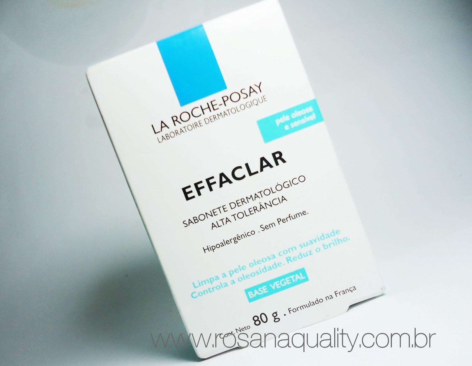 Sabonete Effaclar La Roche Posay