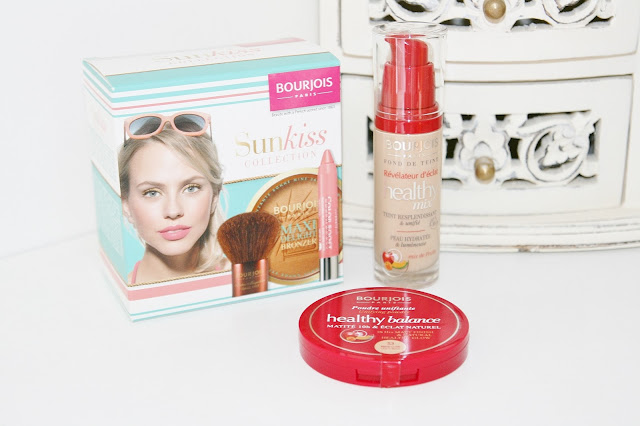 Katherine Penney Chic Beauty Makeup Boots Bourjois Review Bronzer Lip Crayon Free Gift Set