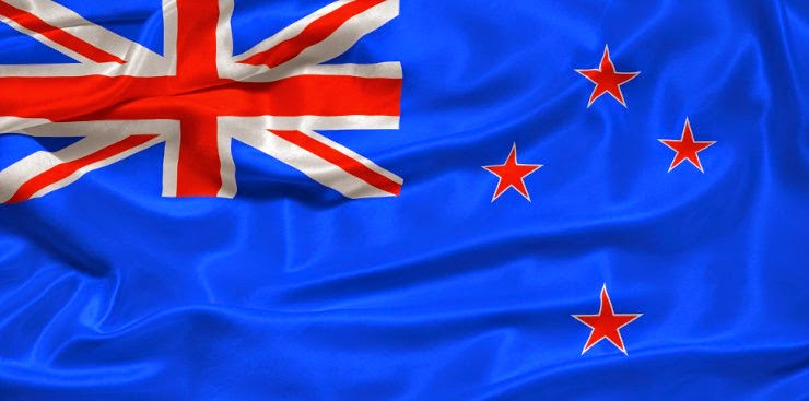 New Zealand Flag Wallpaper