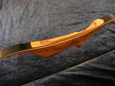 Stickbow Archery, Traditional Bow, Michael Lee, Custom Recurve Bow