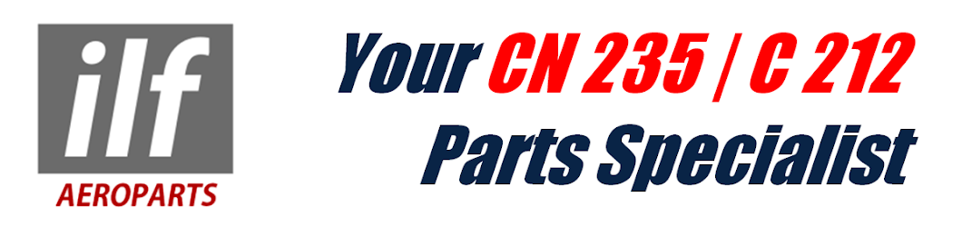 CN 235/  C 212 Parts and services, repairs, inspection, overhaul, refurbishments, alterations.