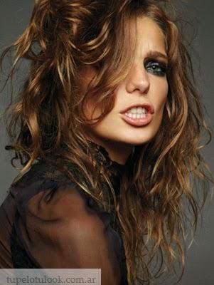 peinados 2015 messy _