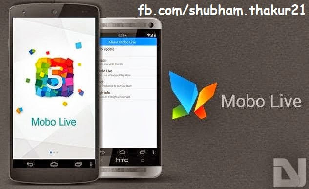 Mobolive launcher