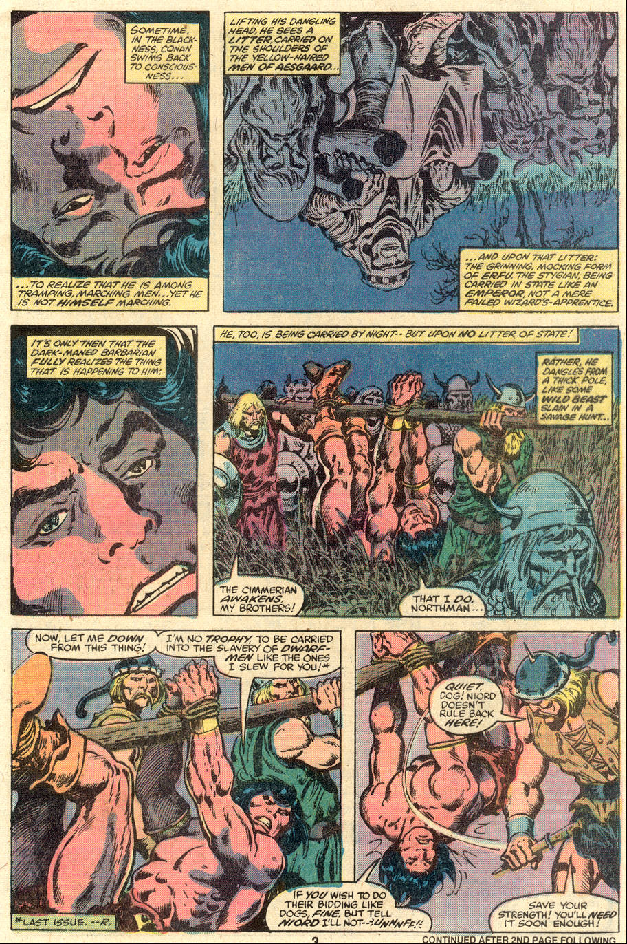 Conan the Barbarian (1970) Issue #110 #122 - English 4