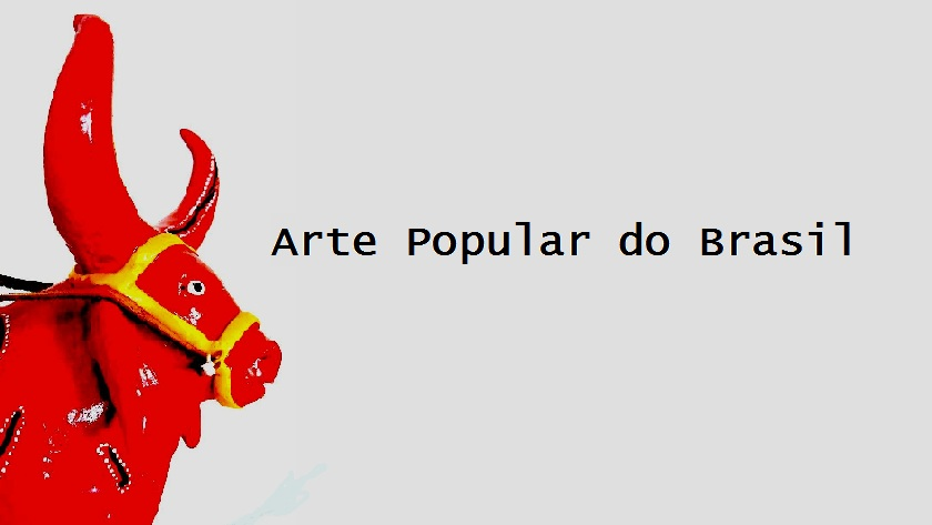 Arte Popular do Brasil