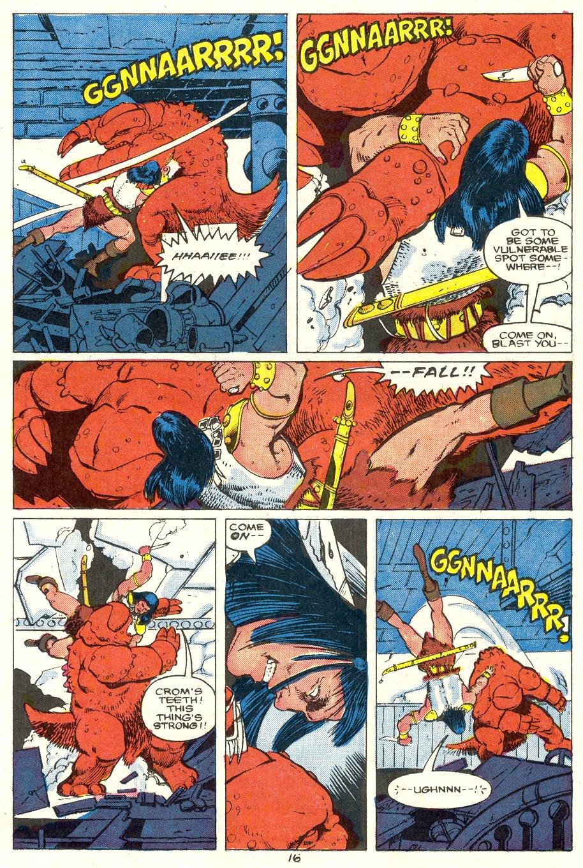 Conan the Barbarian (1970) Issue #204 #216 - English 17