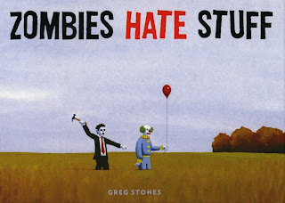 Zombies Hate Stuff Cover.