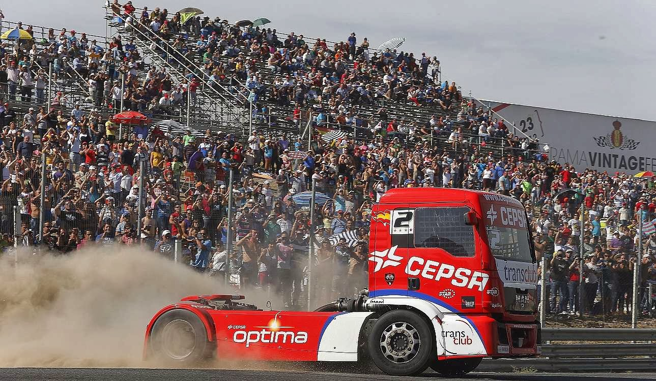 Circuito Jarama : Espíritu del jarama asalto al récord del circuito