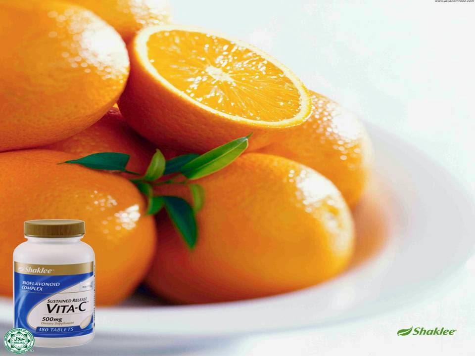manfaat utama vitamin c