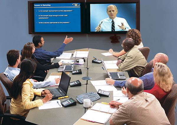 Modern Business Communication: Video-conferencing