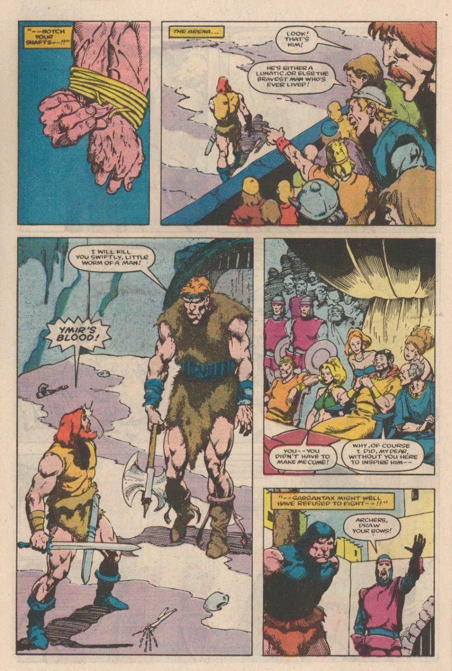 Conan the Barbarian (1970) Issue #166 #178 - English 17