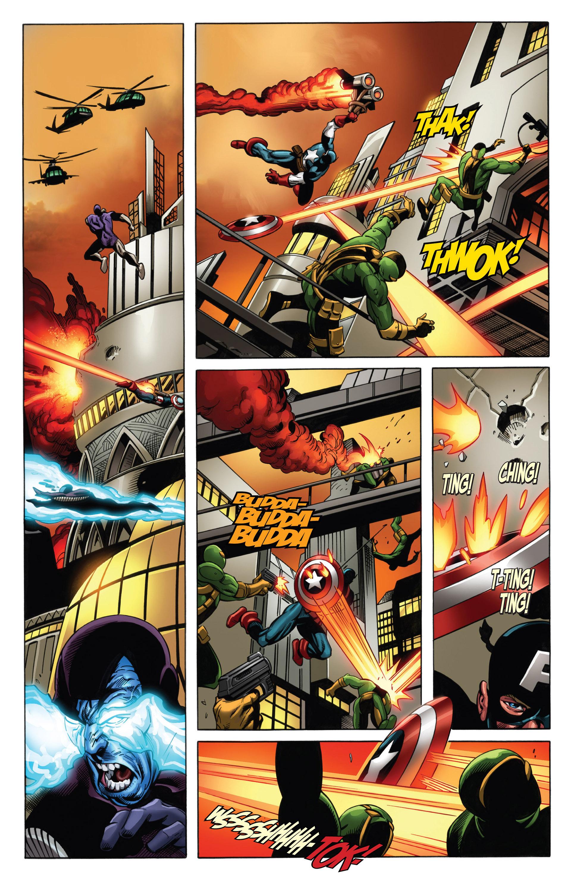 Captain America (2011) Issue #18 #18 - English 7