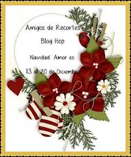 Amigos de Recortes  Blog Hop