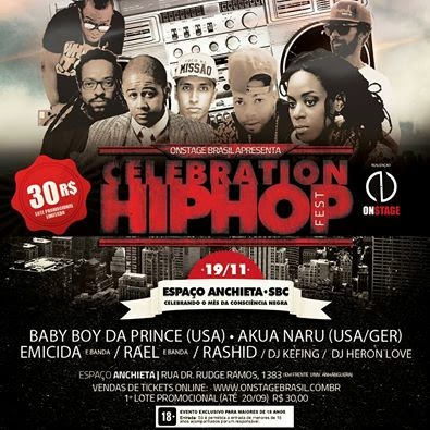 CELEBRATION HIP HOP NO SBC
