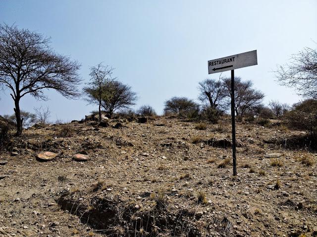 Daan Viljoen National Park Namibia