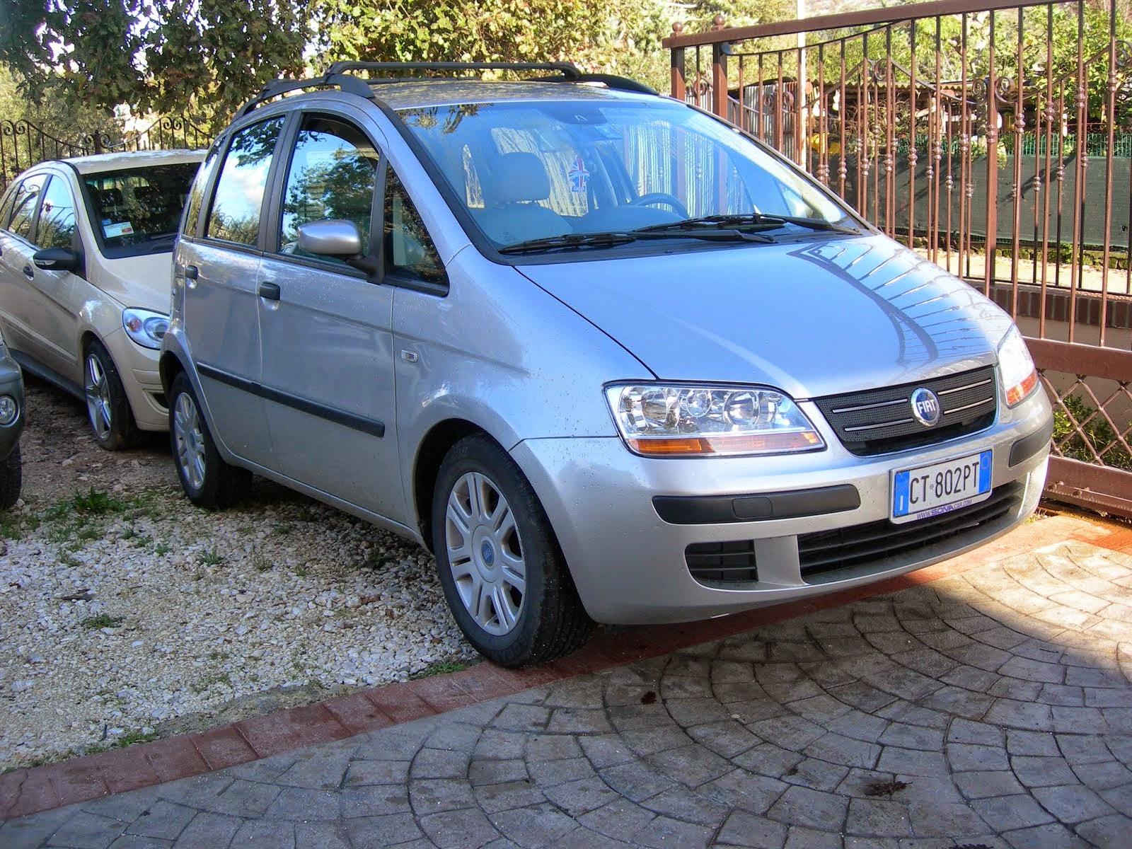 Fiat Idea 1.3 Multijet 75 CV Anno 2005